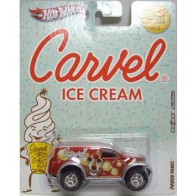 Hot Wheels Carvel Ice Cream Nostalgia Power Panel - 1:64