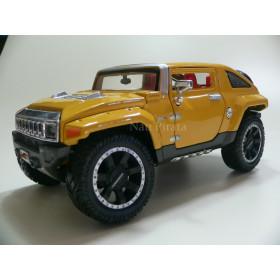 Hummer HX Concept Amarelo Maisto 1:24
