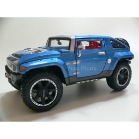 Hummer HX Concept Azul Maisto 1:24