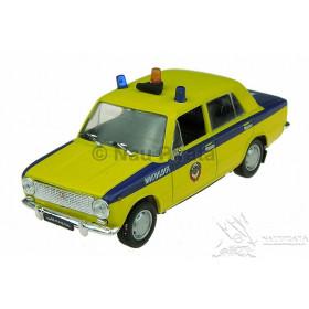 Lendas Russas Lada Vaz BA3-2101 Polícia Car #18 1:43 IXO
