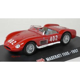 Maserati 150S #402 1957 1:43 1000 Miglia Hachette