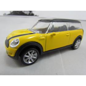 Mini Clubman Amarelo Rastar 1:40
