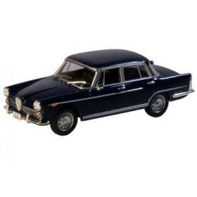 Miniatura Carros Inesquecíveis do Brasil Alfa Romeo FNM JK2000 1967 1:43