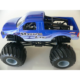 Monster Jam Martial Law - Hot Wheels 1:24