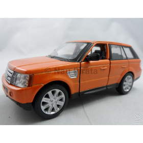 Range Rover Sport Laranja 1:38 Kinsmart