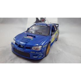 Subaru Impreza WRC 2007 Série Street Fighter Kinsmart 1:32