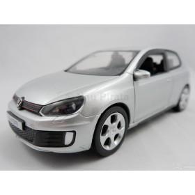 VW Golf GTI 2013 Prata 1:36 RMZ City
