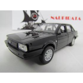 VW Santana 1989 Preto 1.8 1:37 Welly