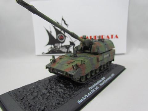 Blindado Panzerhaubitze 2000 Beob.Pz.Art.Btl. 345 Kusel (Germany) - 2002 IXO ALTAYA - 1:72 #08