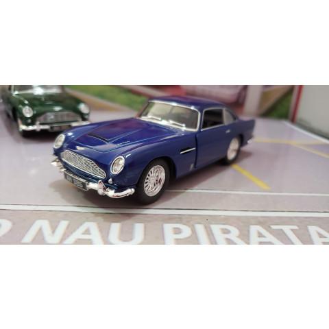 Aston Martin DB5 1963 Azul Kisnmart 1:38