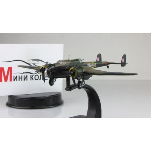 Bombardeiro 2ª Guerra Mundial Handley Page Hampden Mk.I RAF 1/144 Altaya/IXO #14