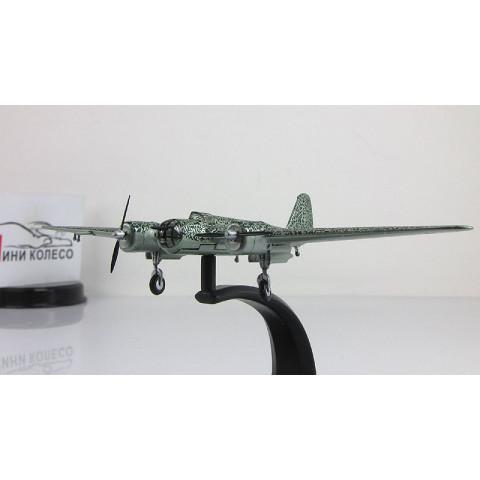 Bombardeiro 2ª Guerra Mundial Tupolev SB2 M-100 WS 1/144 Altaya/IXO #32
