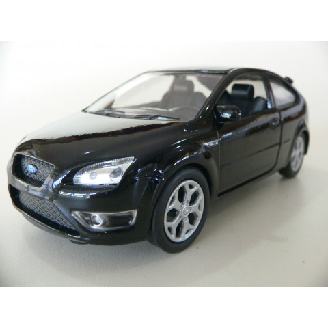 Ford Focus ST 2010 Preto 1:32 RMZ City