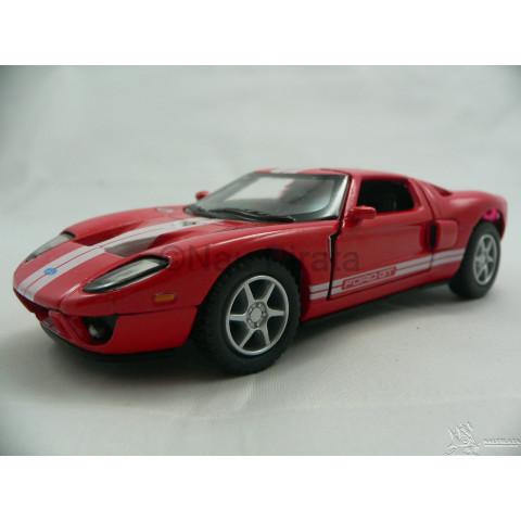 Ford GT 2006 Vermelho  Kinsmart 1:36