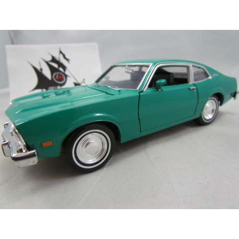 Ford Maverick 1974 Verde - Motormax 1:24