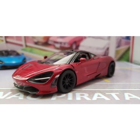 McLaren 720S Vermelho Kinsmart 1:36