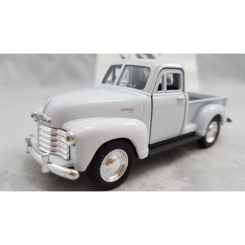 1953 Chevrolet 3100 Pick Up Branco 1:32 Welly