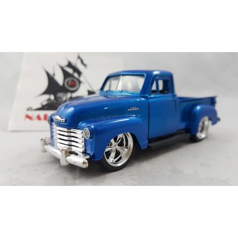1953 Chevy Pickup 3100 Azul 1:32 Jada