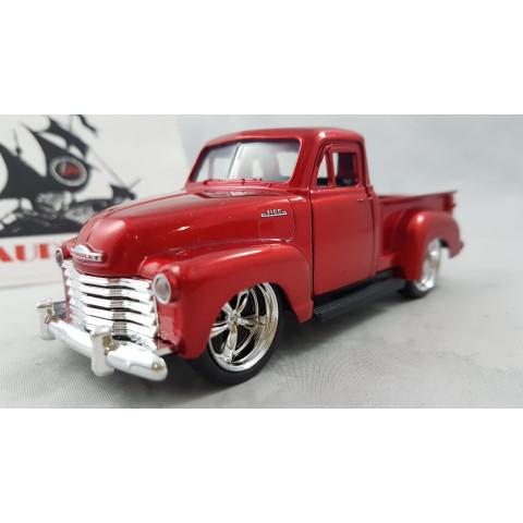 1953 Chevy Pickup 3100 Vermelho 1:32 Jada