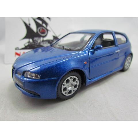 Alfa 147 GTA Azul  Kinsmart 1:32