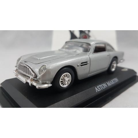 Aston Martin DB5 1:43 Prata IXO