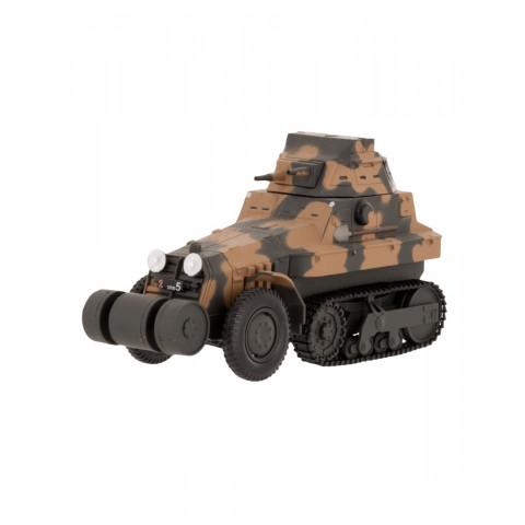 Blindado Tanque Série Veículos Militares 2° Guerra Mundial Amc Schneider P16 (m29) 1Ére GRDI Mettet (Belgium) 1940