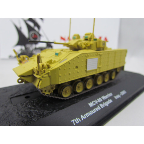 Blindado Warrior MCV-80 7TH Armoured Brigade Iraq - 2003 IXO ALTAYA - 1:72 #04