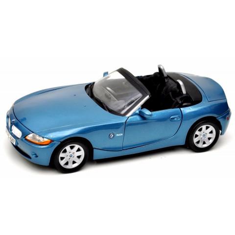 BMW Z4 3.0 Azul Motormax 1:18