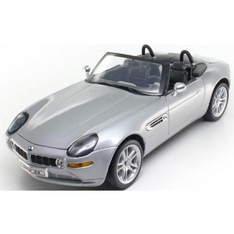 BMW Z8 Prata Série Premiere Edition Maisto 1:18