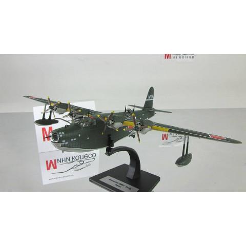 "Bombardeiro 2ª Guerra Mundial Kawanishi H8K2 ""Emily"" Kōkū Jieitai 1/144 Altaya/IXO #10"