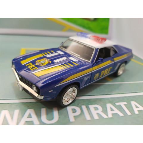Camaro SS 1969 Polícia Rodoviária Federal Unifortune
