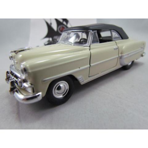 Chevrolet Bel Air 1953 Fechado Areia Welly