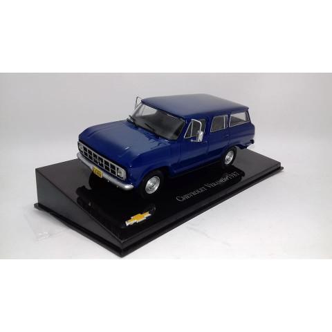 Chevrolet Collection Edição 28 Chevrolet Veraneio 1987 1:43