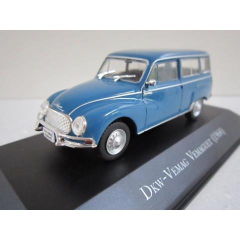 Carros Inesquecíveis do Brasil DKW-Vemag Vemaguete 1964 1:43