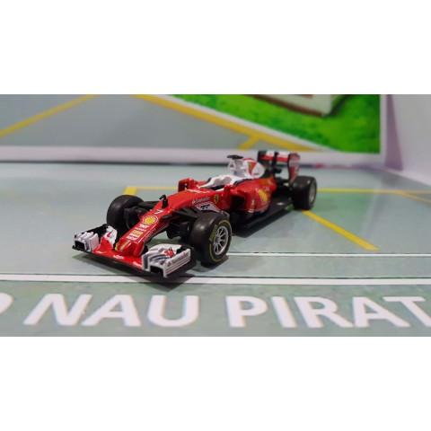 F-1 Formula One Ferrari Kimi Raikkonen Sf16h #07 2016 Bburago 1:43