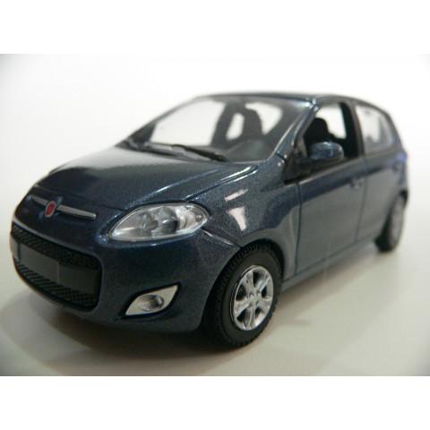 Fiat Novo Palio Azul NoRev IXO  1:43