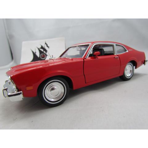 Ford Maverick 1974 Vermelho - Motormax 1:24