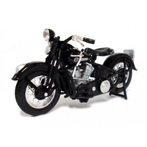 Harley  Davidson FL Panhead 1948 - Maisto
