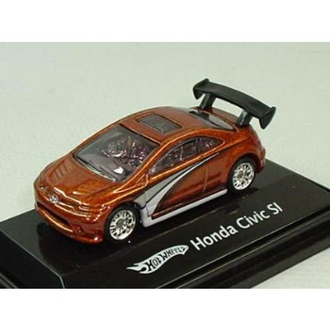 Honda Civic SI Marrom  Mattel 1:87