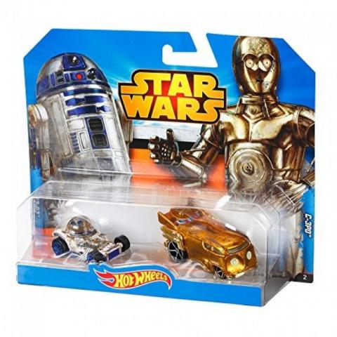 Hot Wheels Star Wars R2-D2 & C-3PO - 1:64