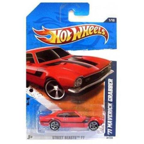Hot Wheels Street Beats 11 - Maverick Grabber  - 1:64