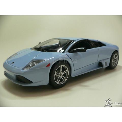 Lamborghini Murcielago LP640 Azul Maisto 1:24