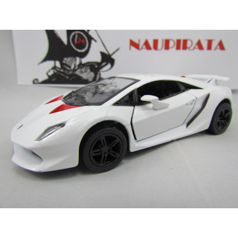 Lamborghini Sesto Elemento Branca Kinsmart  1:38