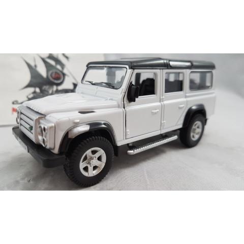 Land Rover Defender Branco 1:32 RMZ