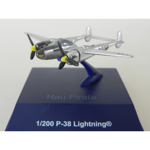 Lockheed P-38 Lighting 1937 New Ray 1:200