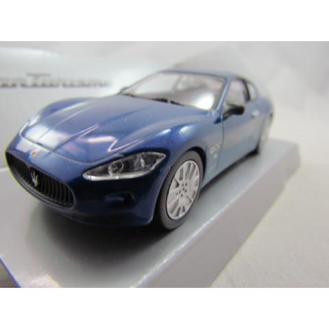 Maserati Gran Turismo Azul Mondo Motors 1:43