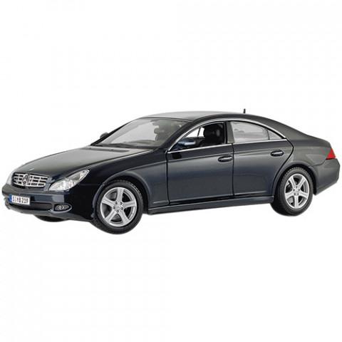 Mercedes-Benz CLS-Class Chumbo Série Premiere Edition Maisto 1:18
