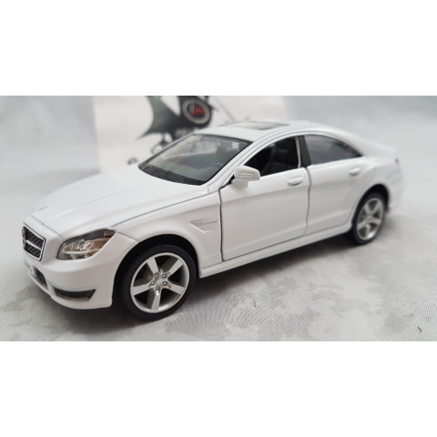 Mercedez Benz CLS 63 AMG (C218) Branco 1:32 RMZ