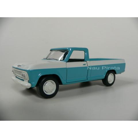Miniatura Clássico Nacional Pickup Chevrolet C-15 (C15) 1964