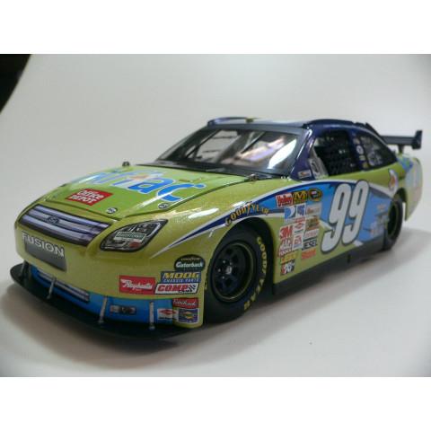 Nascar Ford Fusion 2008 Aflac # 99 Verde Carl  Ed. Limitada a 6352 unidades